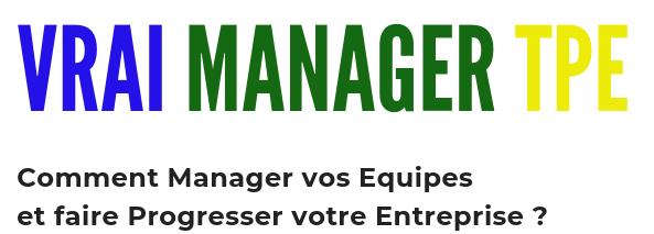 Logo site Vrai Manager TPE